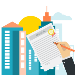 Miami translation office