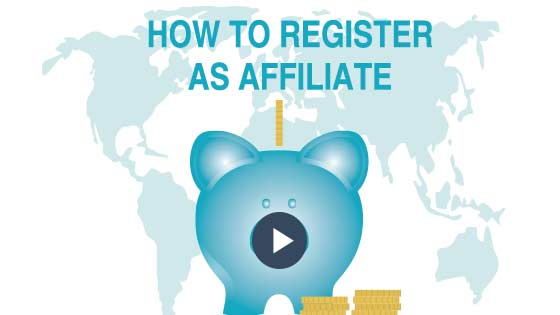 How to use our affiliate program