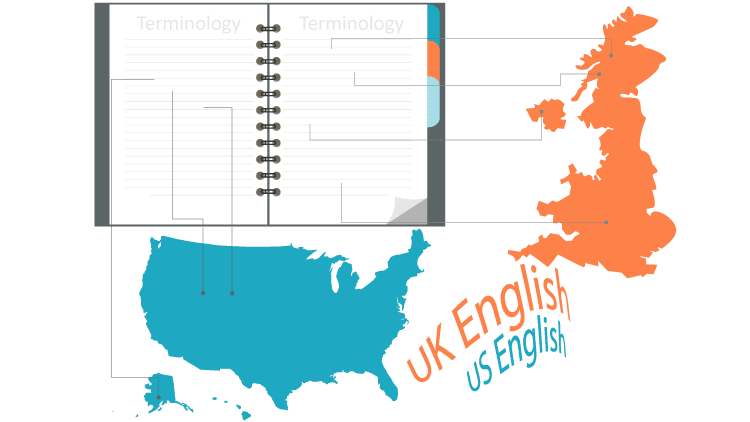 The English language in UK and USA, what are the differences?