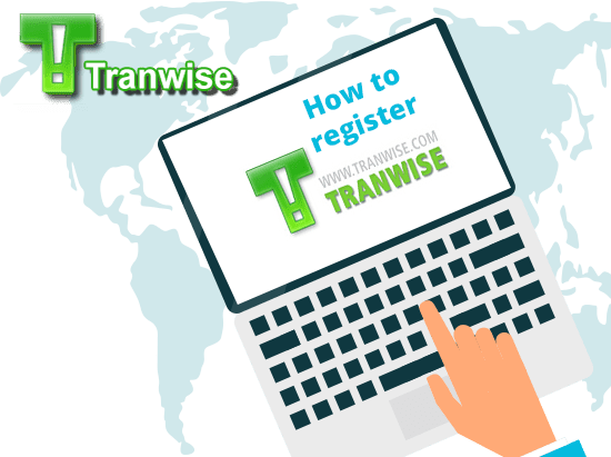 How to register in Tranwise