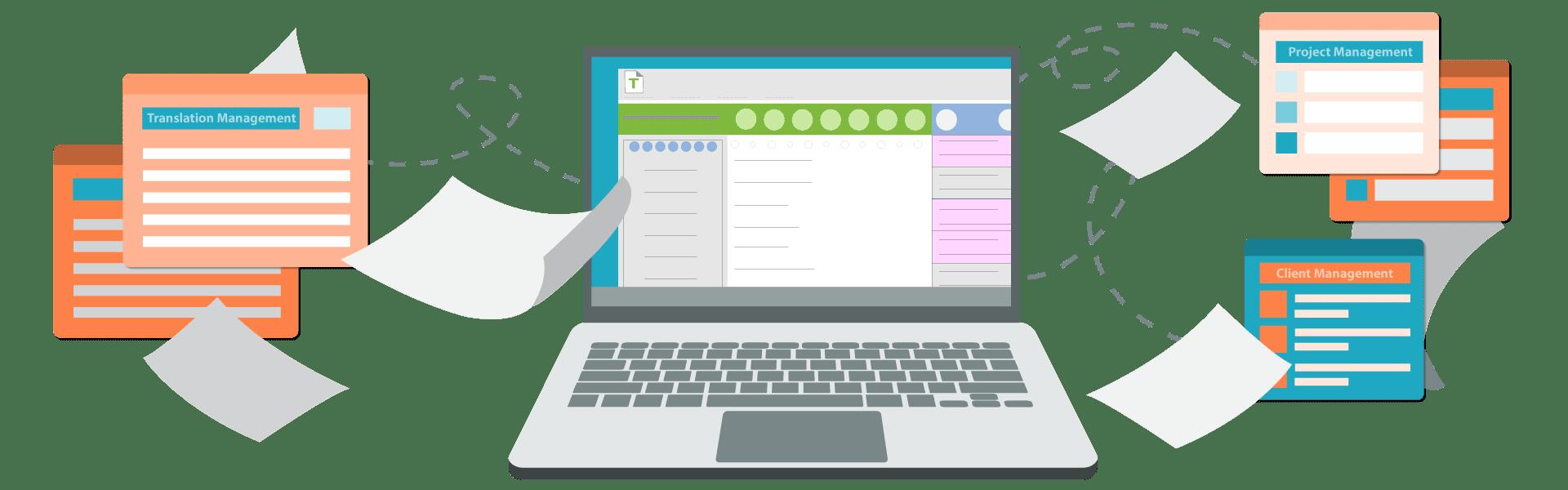 translator tutorial for Tranwise, our translation management software
