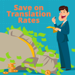 low translation rates