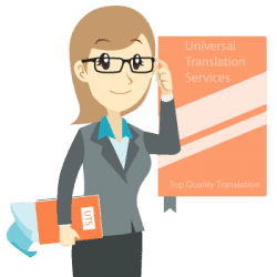 professional translator or freelance translator