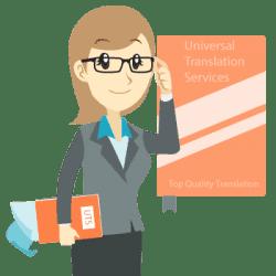 professional translator or freelance translator