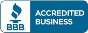 BBB accredited business - Better Business Bureau