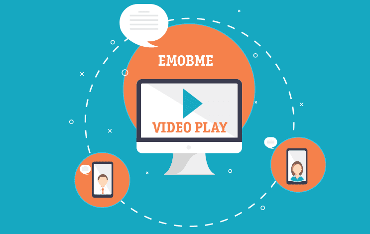 Live translation Emobme video