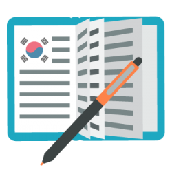English to Korean translation for business