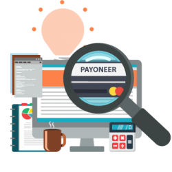 why use payoneer mastercard