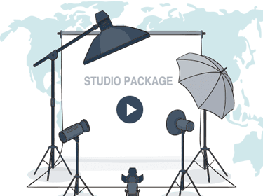 how to create a project + package in Trados Studio