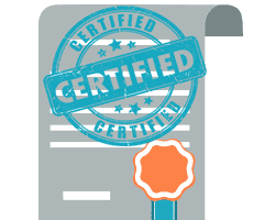 certification of translation