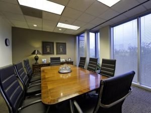 Dallas translation office meeting room