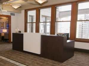 Seattle front desk