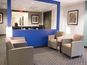 Washington waiting room