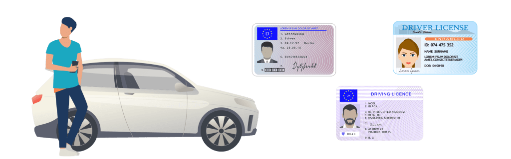 Driver License Translation - Universal Translation Services