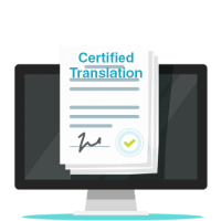 digital certified translation