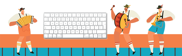 How To Type German Characters On English Keyboard