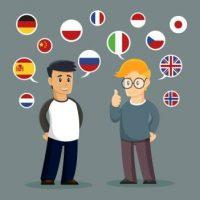 Multi language human translator