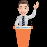 Rare Languages