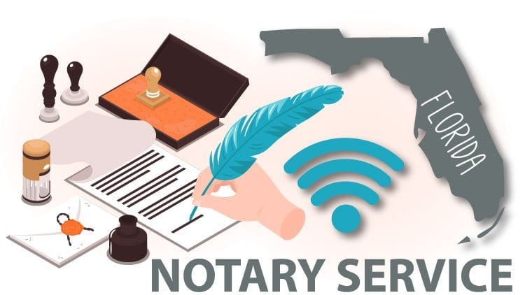 Remote Notary Services Florida