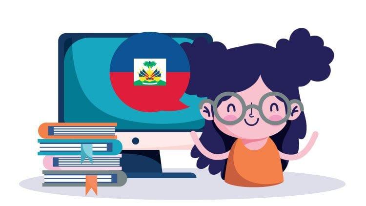 haitian creole learn english