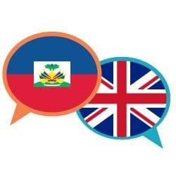 learn english haitian creole