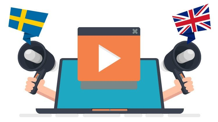 video translation services software
