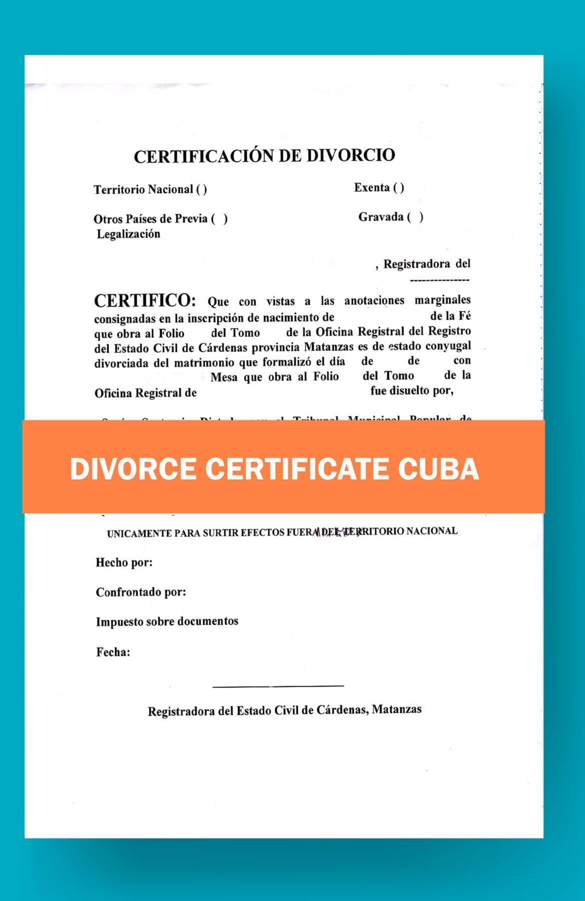 DIVORCE-CERTIFICATE-TEMPLATE-CUBA