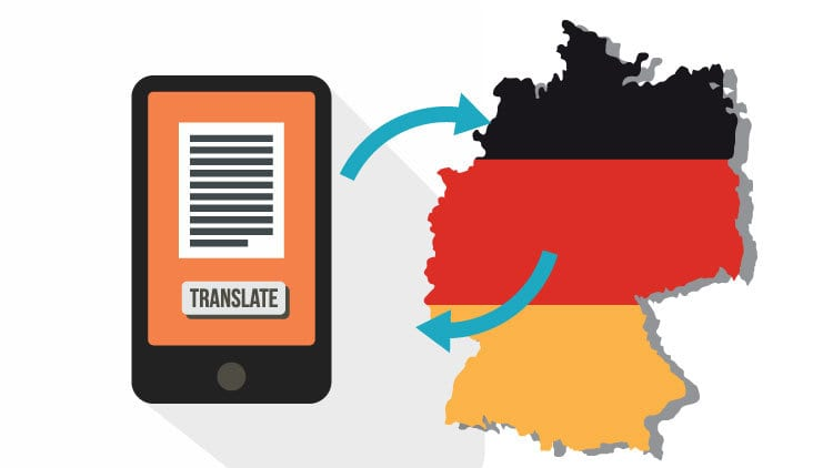 best german translator apps