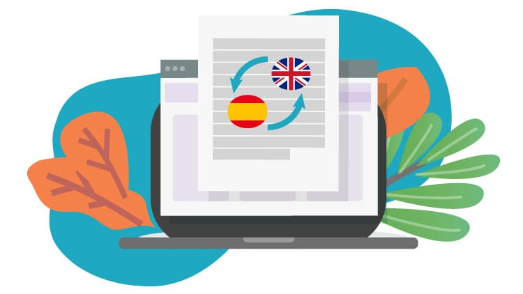 english to spanish translation services