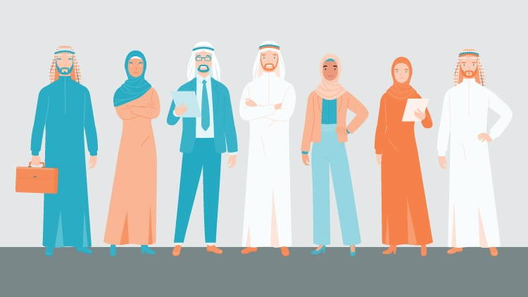 What Are The Arabic Generations Differences?