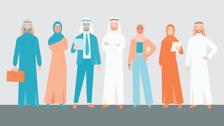 Arabic Generations