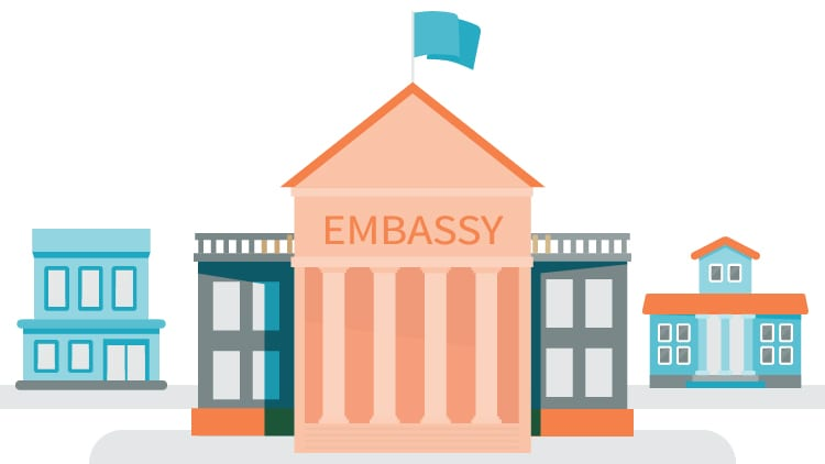 Cultural Importance of the Embassy Row