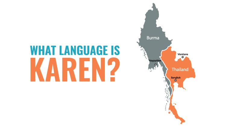 What Language Is Karen