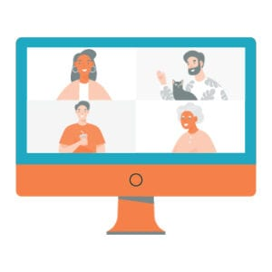 Video Conferencing with a Language Interpreter