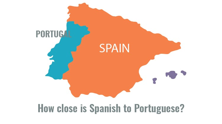 How Close Is Spanish To Portuguese?