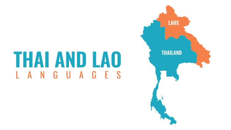 Thai and Lao Languages – The Same, Yet Different