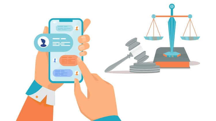 Can Text Messages Be Used In Court?