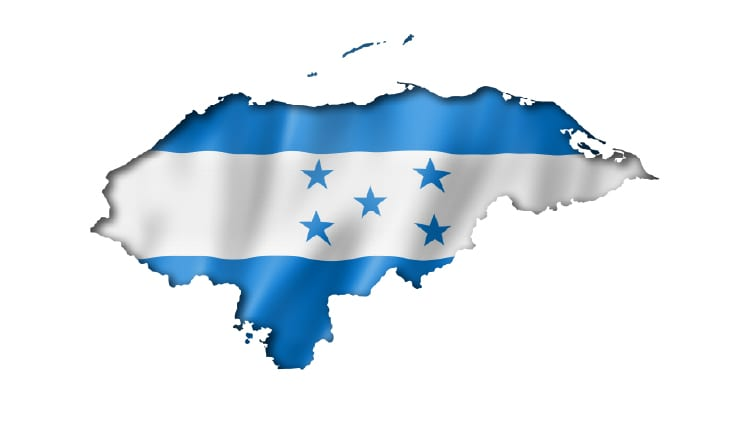 What is the Official Language of Honduras