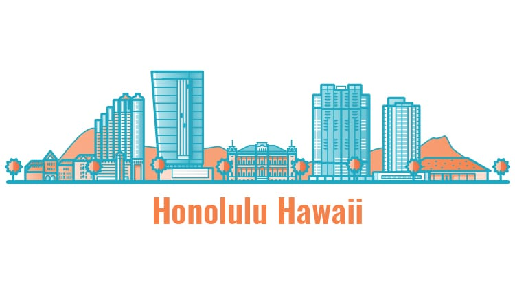 What is the Language Spoken in Honolulu Hawaii