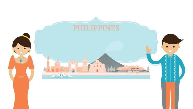 are filipino hispanic