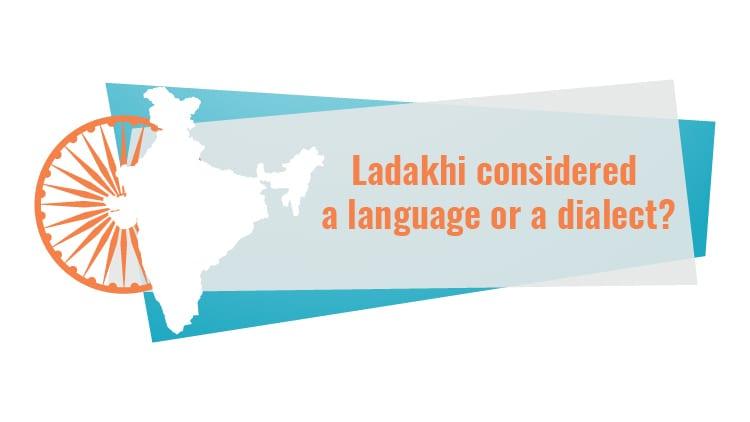 ladakhi language