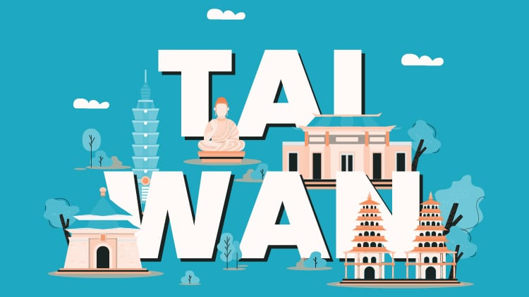 Who are famous Taiwanese people?
