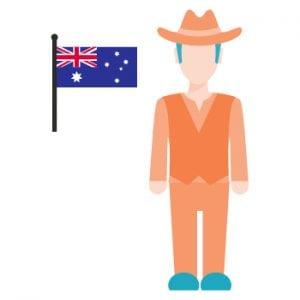 Facts about Australia language