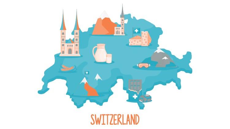 what language is spoken in switzerland